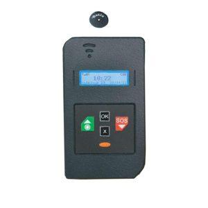 Datix NaNo G GPS Safe dispositivo allarme Uomo a terra