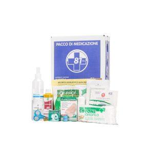 Pvs First Aid Pacco Reintegro DM388 Allegato 2 Base e D.L. 81 09/04/08
