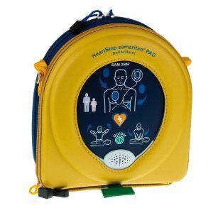 HeartSine Samaritan PAD 350 P Defibrillatore ad accesso pubblico con guida RCP