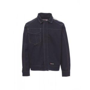 Payper Wear Giubbino Safe Blu 100% cotonePayper Wear Giubbino Safe Blu 100% cotone